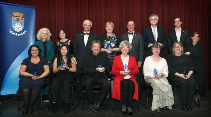 Lauréats BÉNÉVOLES 2019